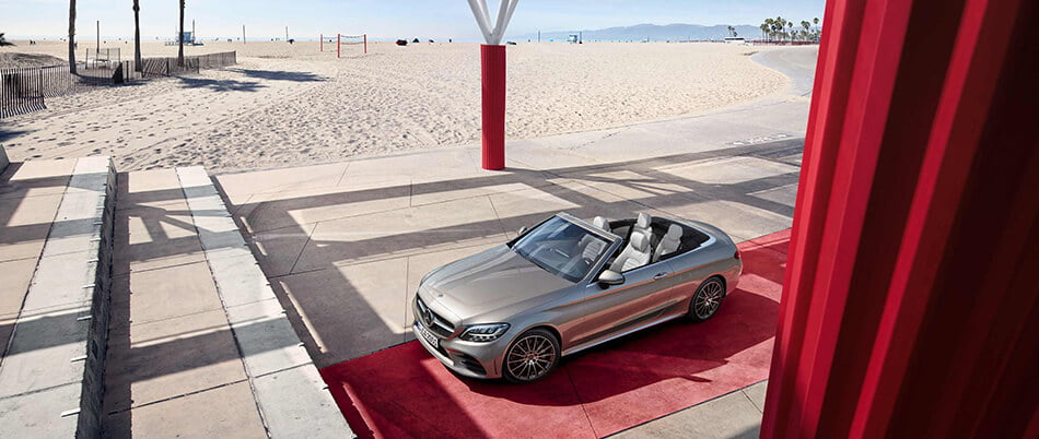 Mercedes-Benz C cabriolet