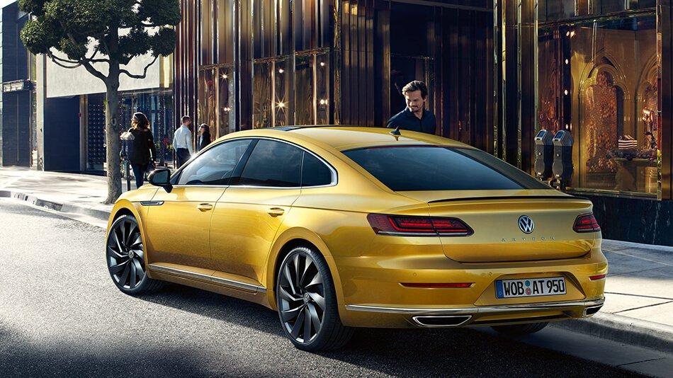Volkswagen Arteon The Newest German Luxury Car Alphactor The